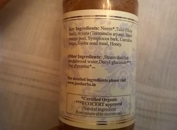 Just Herbs Review | mitzitup.com