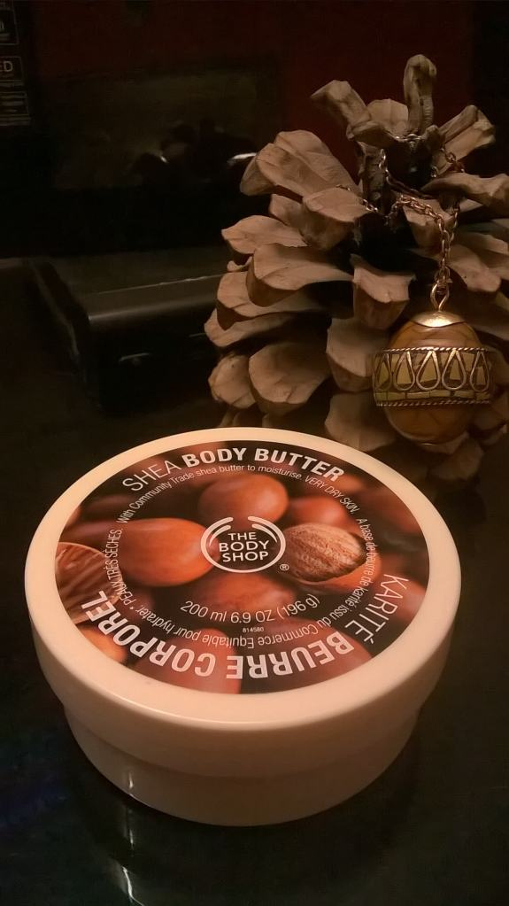 TBS Shea Body Butter Review  | mitzitup.com