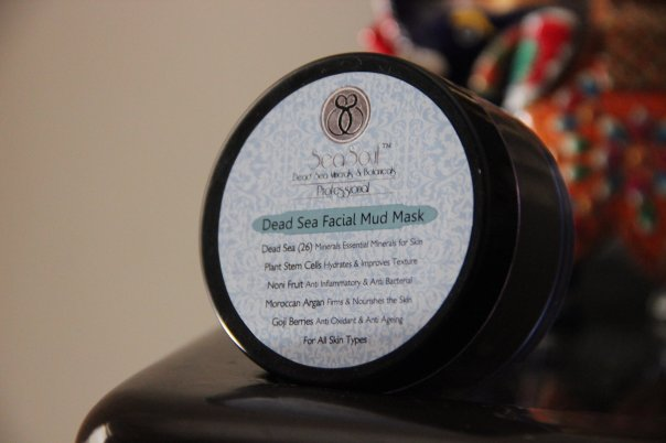 Sea Soul Dead Sea Facial Mud Mask | mitzitup.com