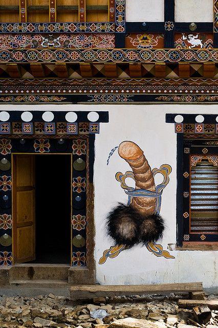 Bhutan Phallus | mitzitup.com