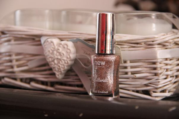 New U Glitter Nailpolish  | mitzitup.com