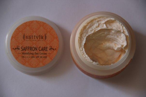Saffron Care Sattvik Organics | mitzitup.com
