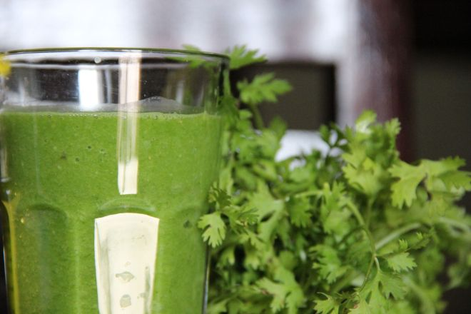 Green Juice | mitzitup.com