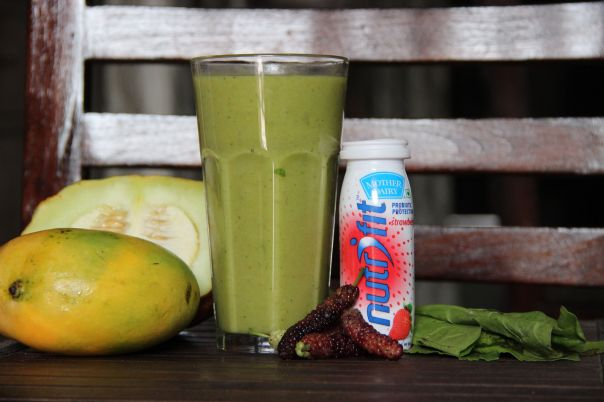 Probiotic Greens | mitzitup.com