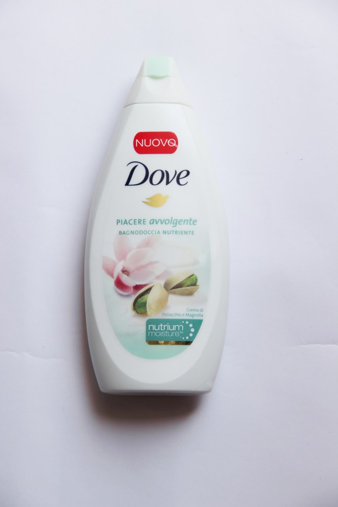 Dove Shower Cream | mitzitup.com