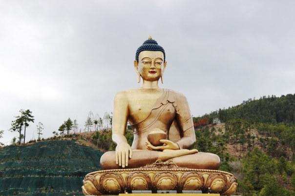 Buddha Dordenma, Bhutan | mitzitup.com