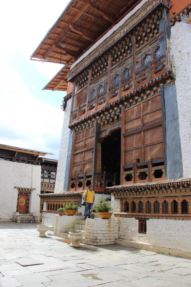 Semtokha Dzong, Bhutan | mitzitup.com