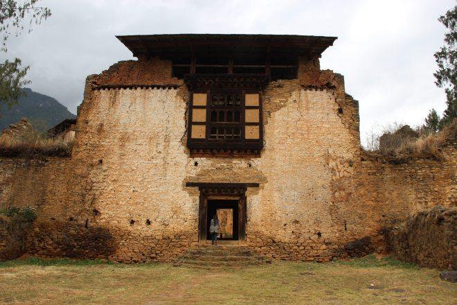 Drukgyel Dzong Ruins, Bhutan | mitzitup.com