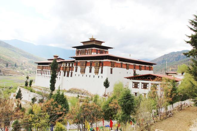 Paro Dzong , Bhutan | mitzitup.com