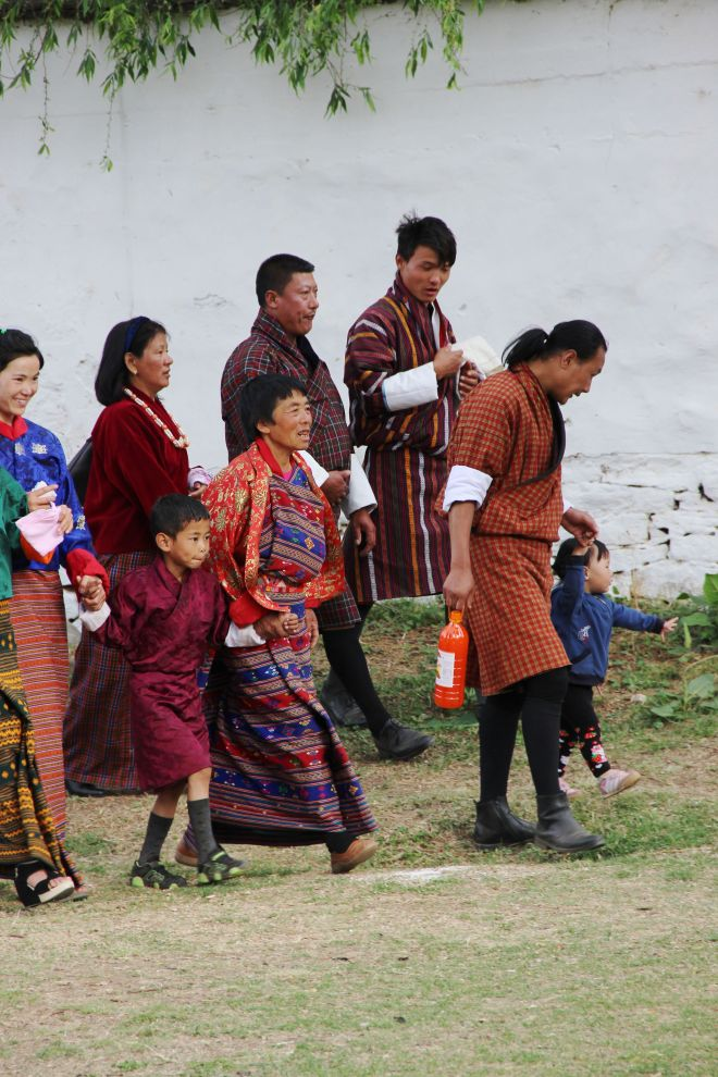 Bhutanese Gho & Kira Costumes | mitzitup.com