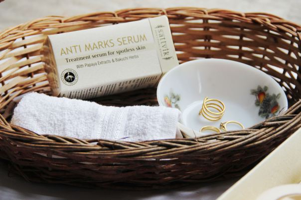 DIY Facial- Anti Marks Serum | mitzitup.com