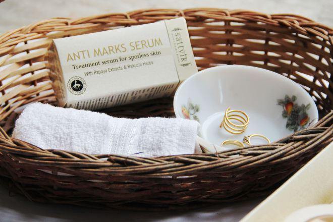DIY Facial- Anti Marks Serum | mitzitup.com